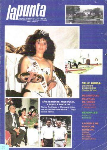 Anuario Periodístico y cultural de Punta de Bombón y el valle de Tambo Islay - Arequipa 23