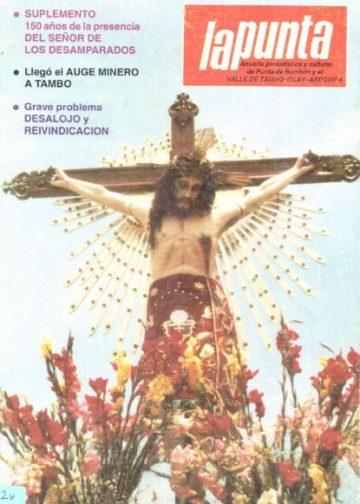 Anuario Periodístico y cultural de Punta de Bombón y el valle de Tambo Islay - Arequipa 26