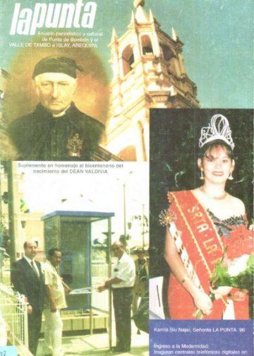 Anuario Periodístico y cultural de Punta de Bombón y el valle de Tambo Islay - Arequipa 28