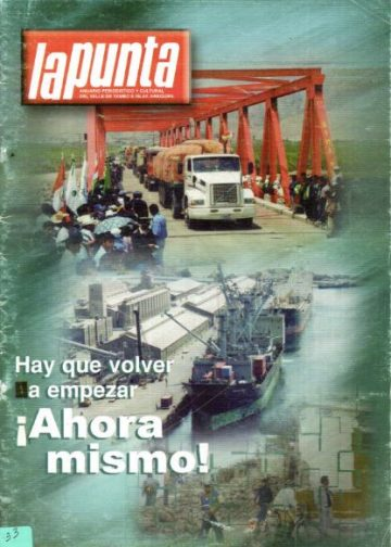 Anuario Periodístico y cultural de Punta de Bombón y el valle de Tambo Islay - Arequipa 33