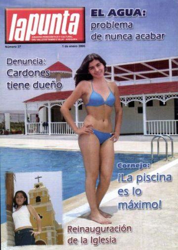 Anuario Periodístico y cultural de Punta de Bombón y el valle de Tambo Islay - Arequipa 37
