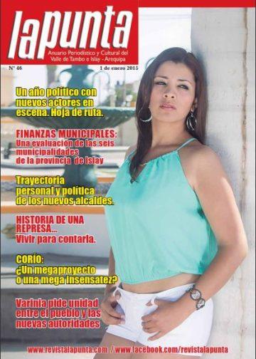 Anuario Periodístico y cultural de Punta de Bombon y el valle de Tambo Islay – Arequipa 46
