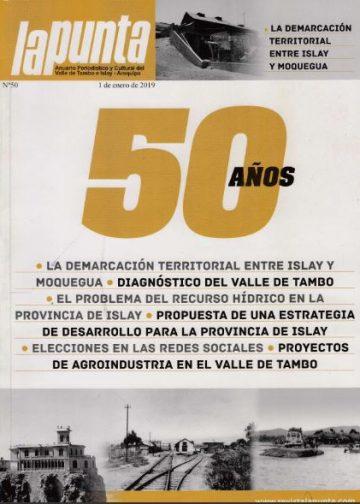 Anuario Periodístico y cultural de Punta de Bombon y el valle de Tambo Islay – Arequipa 50
