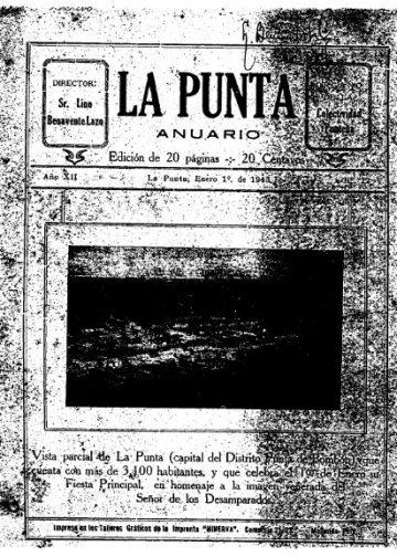 La Punta Anuario N°13