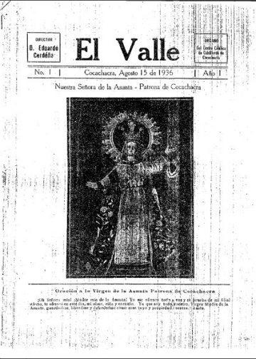 El Valle N° 1