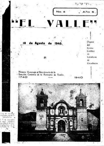 El Valle N° 4