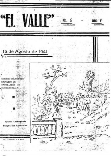 El Valle N° 5