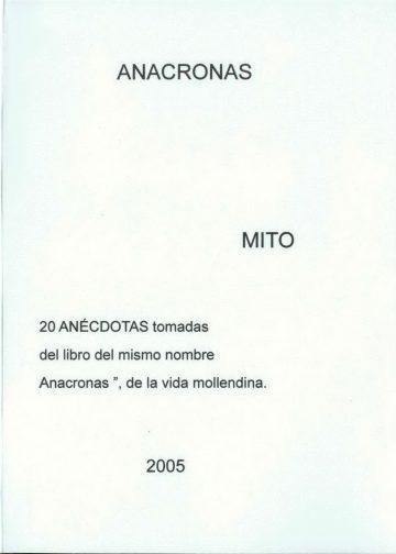 Anacronas Mito