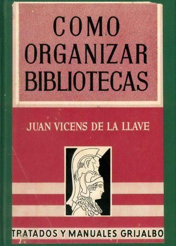 Como Organizar Bibliotecas