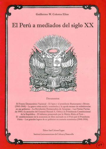 El Perú a mediados del siglo XX