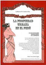 La propiedad urbana en el Perú