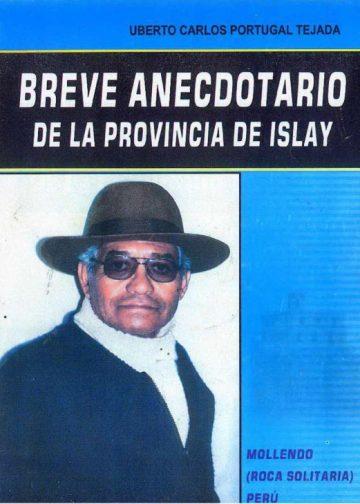 Breve anecdotario de la provincia de islay